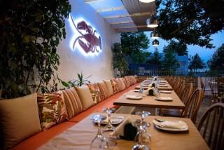 facilities hovolo apartments restaurant platania - 07