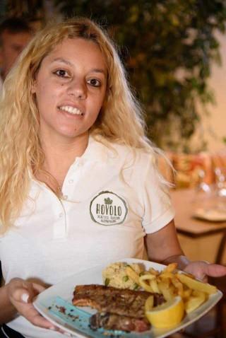 facilities hovolo apartments restaurant platania - 08